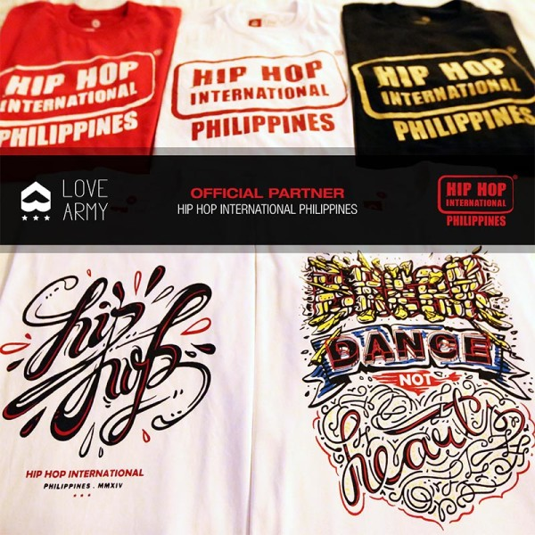 Love Army as HHI Philippines Partner