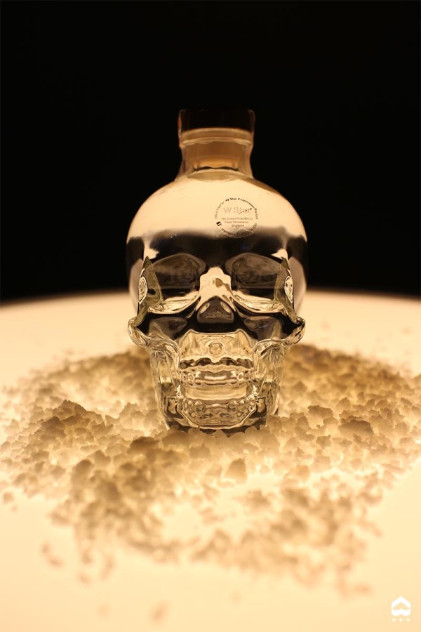 Crystal Head Vodka Official Launch at Secret Fresh Gallery
