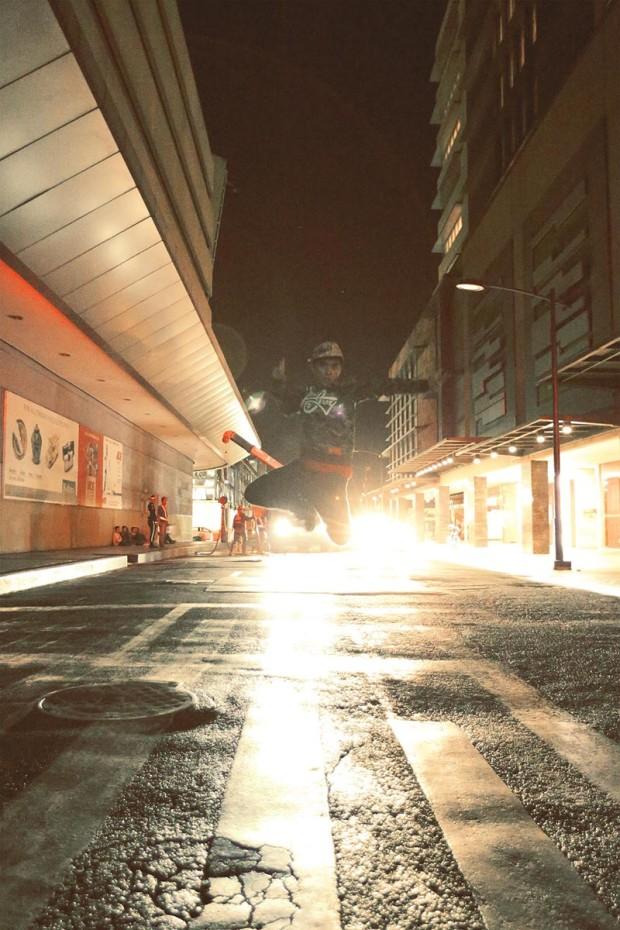Target: Erik Javier - Love Army Soldier of Motion