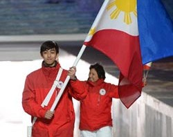 Michael Christian Martinez makes History in Sochi Winter Olympics