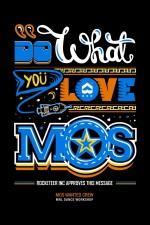 Do What You Love MOS - Orange