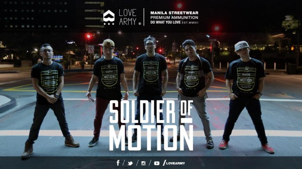 Soldier of Motion