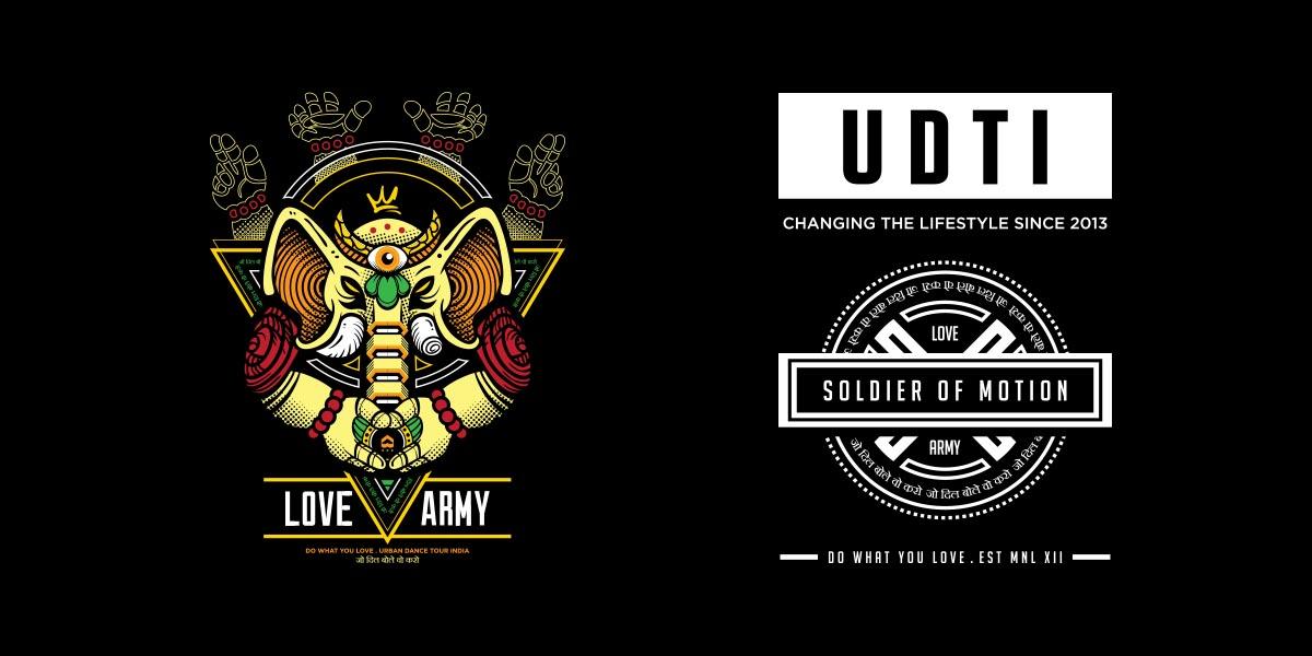 UDTI Collab Designs