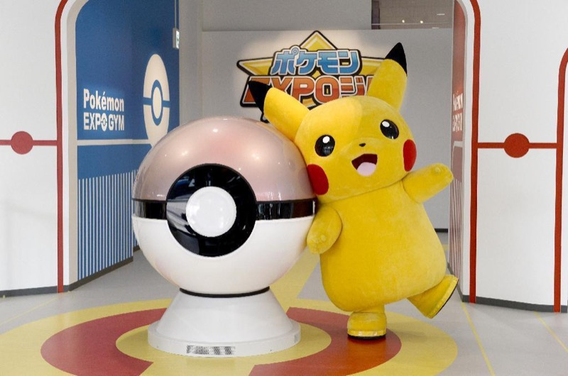 Pokemon Expo Gym Osaka