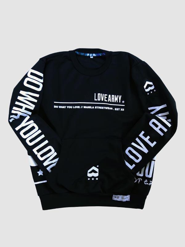 Bombardment Sweater