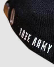 Love Army Insignia Dad Hat