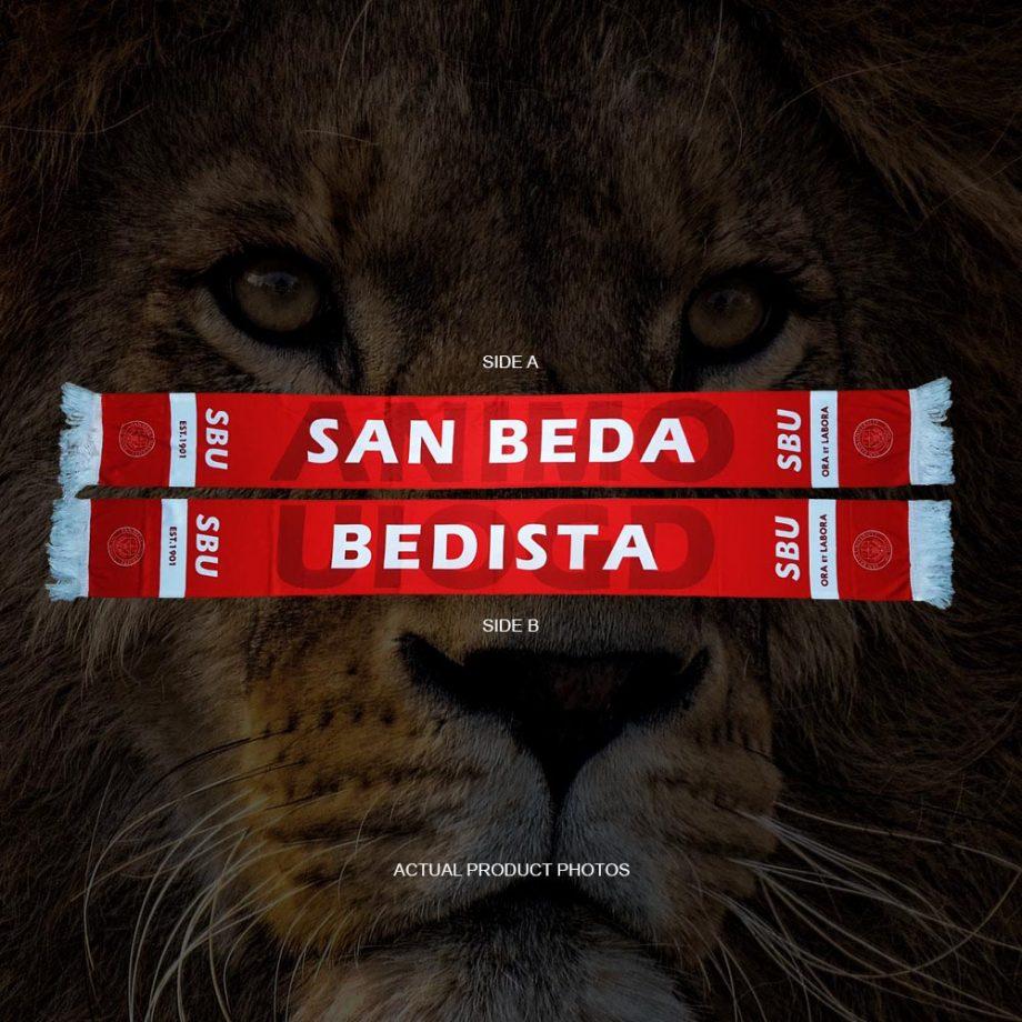 Animo San Beda, UIOGD Bedista SBU Scarf