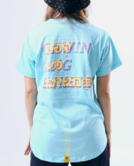 Gawin Ang Iniibig (GAI) Baybayin Long Tee (Aqua)