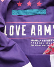 Love Army Prime Windbreaker (Bubblegum)